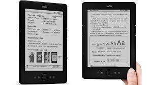 Kindl evolui, mas o rteclado, o e-touch e a iluminação. As funcionalidades são sempre as mesmas
