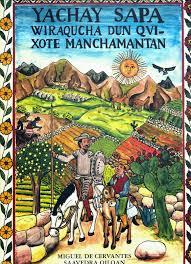 capa quijote quechua