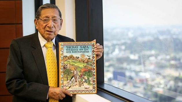 Don Demétrio Túpac Yupanqui, o tradutor